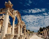 Ephesus And Artemis Temple